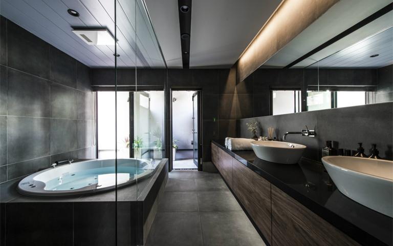 バスルームのデザイン