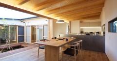 木造住宅にすべき5つの理由。今こそ選びたいのは、耐震性と自由度のある家。