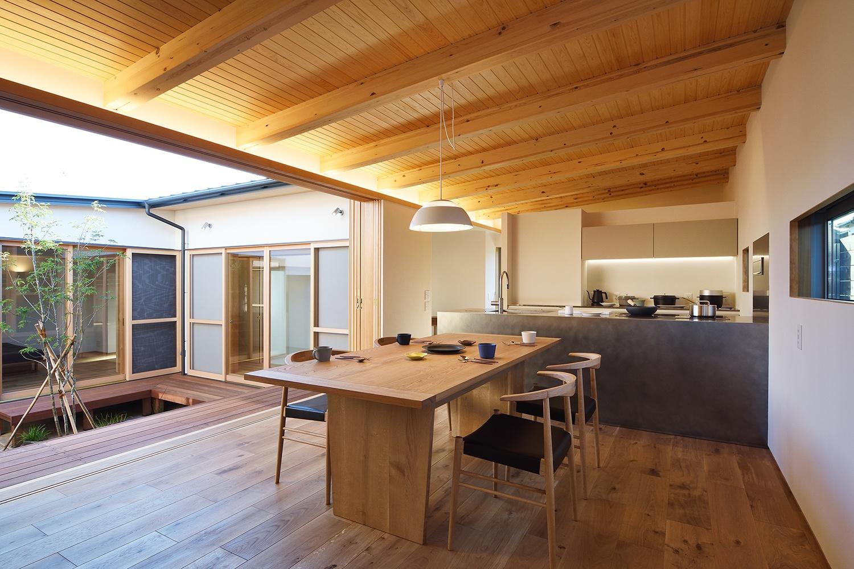 木造住宅にすべき5つの理由。今こそ選びたいのは、耐震性と自由度の ...