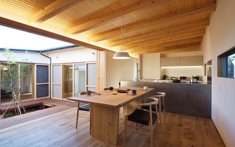 天井の種類とデザイン