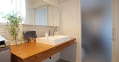 洗面所はデザイン次第で、ホテルのようなワンランク上の極上空間になる!