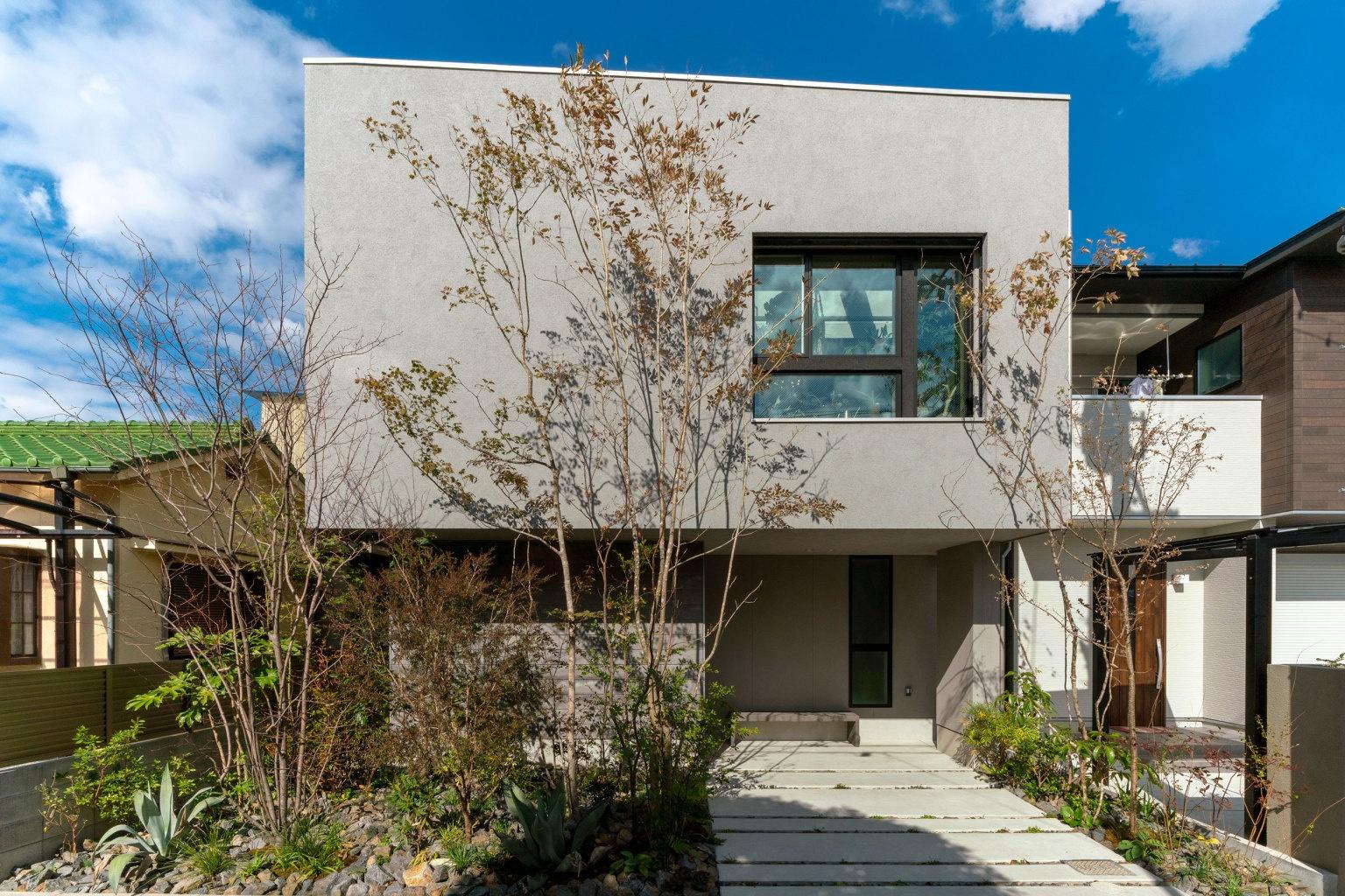 緑化住宅って、どんな住宅? また、その効果とは