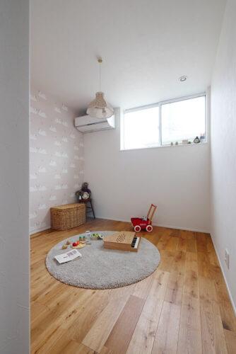 可愛らしい子供部屋