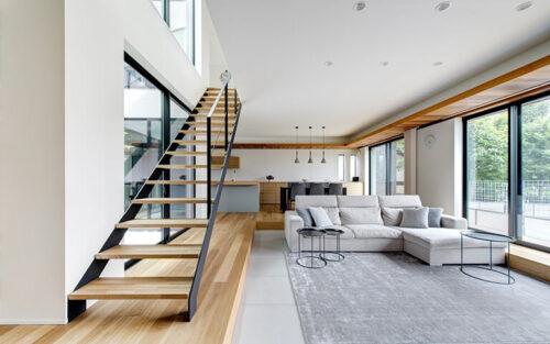 階段の空間デザイン