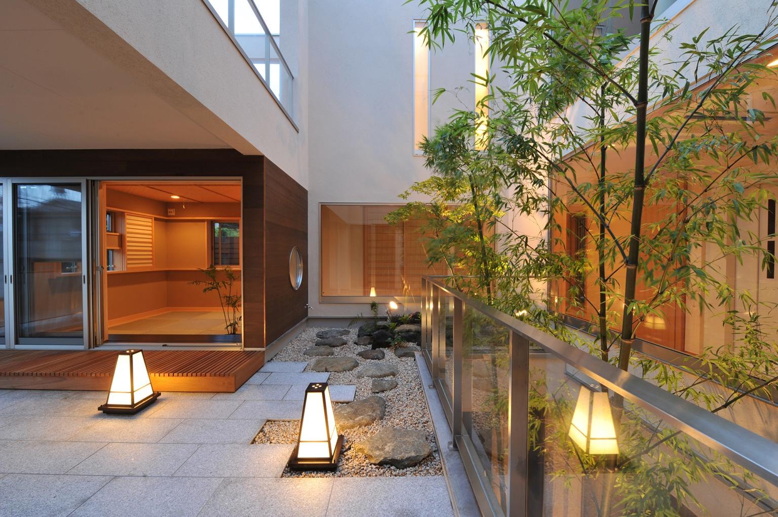 for Iluminacion para patios y jardines